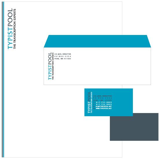 Identity System for TypistPool