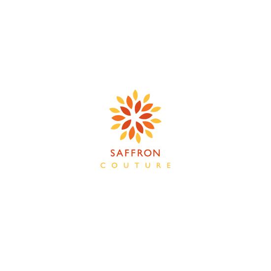 Saffron Couture Logo