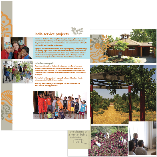 Sonoma Ashram Annual Report