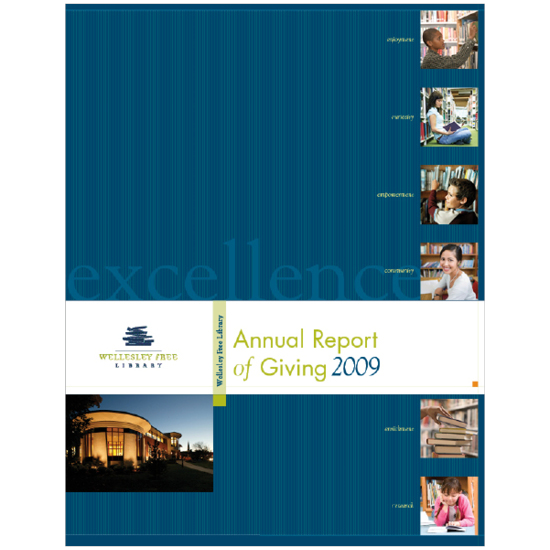Wellesley Free Library Annual Report