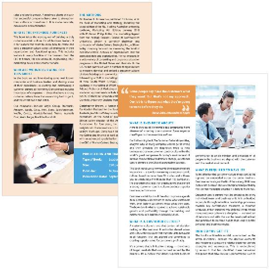 Market Culture Brochure
