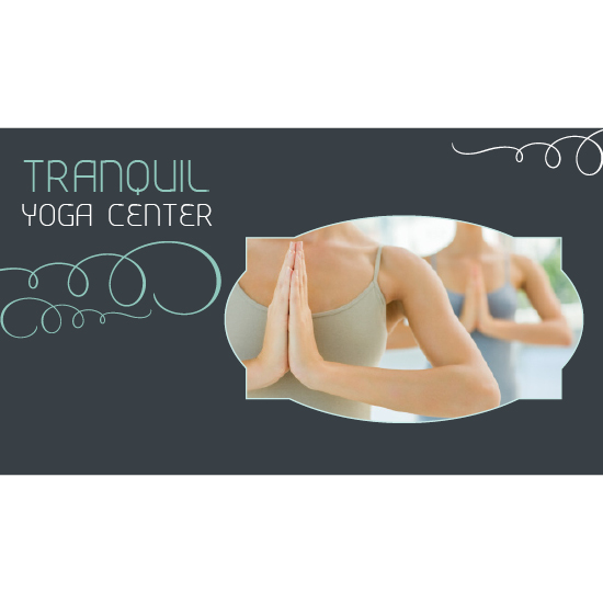 Yoga Services Mailer