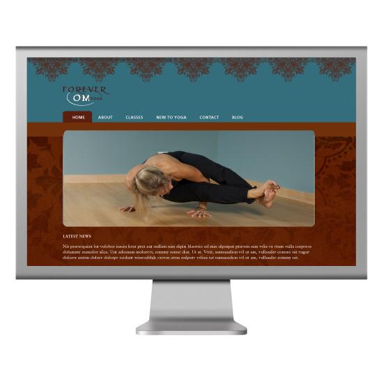 Forever Om Yoga Site